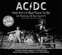 AC/DC - Hell ain´t be a bad place to be