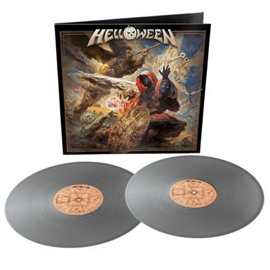 HELLOWEEN - Helloween (Silver)