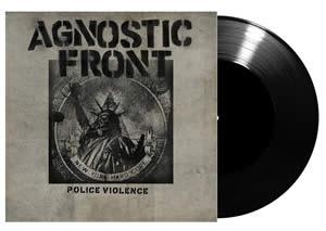 AGNOSTIC FRONT  - Police violence