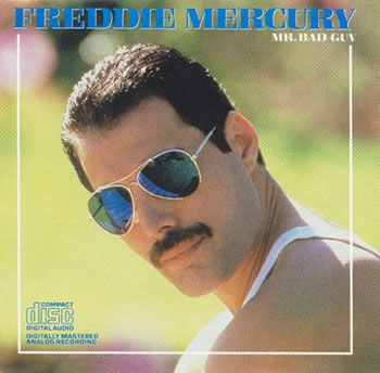 FREDDY MERCURY - Mr Bad Guy