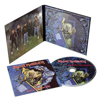 IRON MAIDEN - No prayer for dying