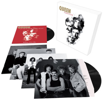 QUEEN - Forever (Box)