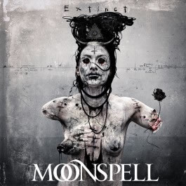 MOONSPELL - Extinct (CD)