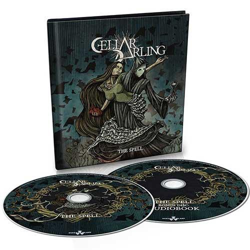 CELLAR DARLING - The Spell (Digibook)