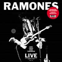 RAMONES (The) - Here Today Gone Tomorrow: Live at the Old Waldorf, San Francisco, January 31, 1978