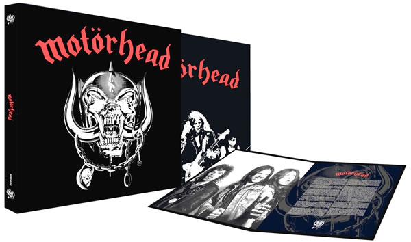 Motorhead (3LP BOX) LP12 Double Vinil