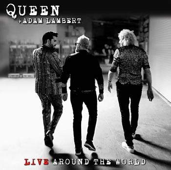 QUEEN | ADAM LAMBERT - Live Around The World