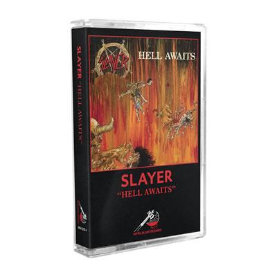 SLAYER - Hell awaits (MC)
