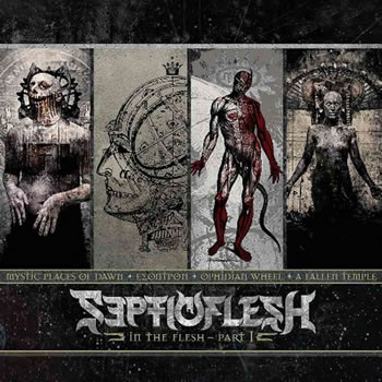 SEPTICFLESH - In The Flesh - Part I