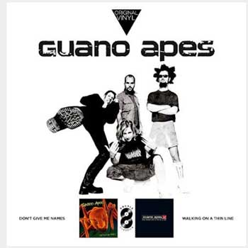 GUANO APES - Don't Give Me Names + Walking On a Thin Line