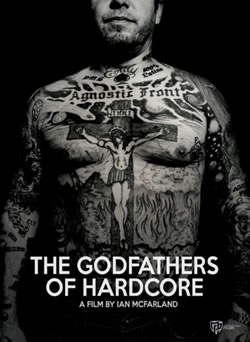 AGNOSTIC FRONT  - The Godfathers of Hardcore