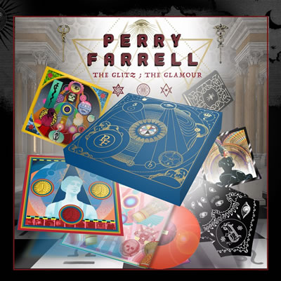 PERRY FARRELL - The Glitz, The Glamour