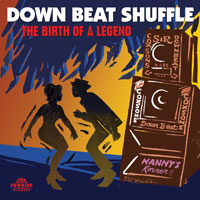 V/A COMPILATION INT - Down Beat Shuffle - The Birth Of A Legend