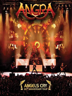 ANGRA - Angels Cry (20th Anniversary Live)