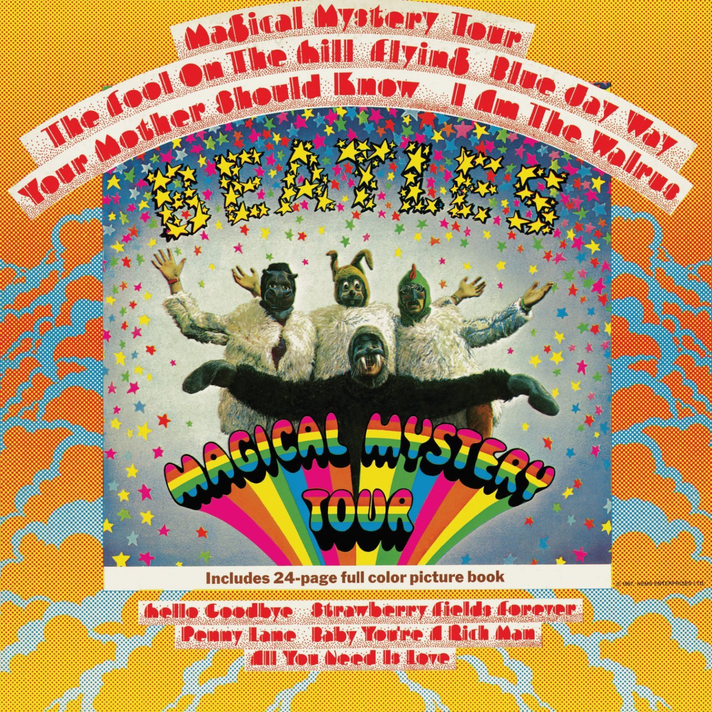 BEATLES (The) - Magical Mystery Tour (Mono)