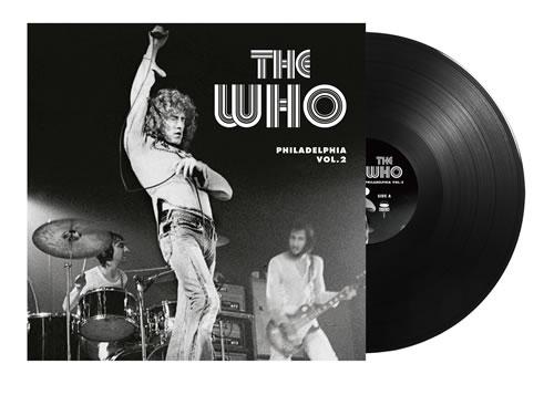 THE WHO - Philadelphia Vol 2
