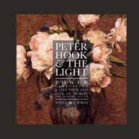 PETER HOOK & THE LIGHT - Power Corruption and Lies - Live In Dublin Vol 2