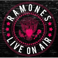 RAMONES (The) - Live On Air