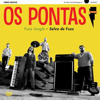 OS PONTAS - Fuzz Jungle