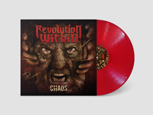 REVOLUTION WITHIN - Chaos (LP, Red)
