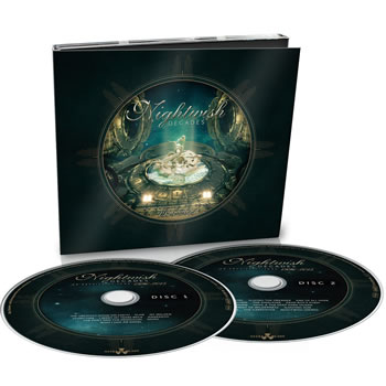 NIGHTWISH - Decades (Best of 1996-2015) - Digipack