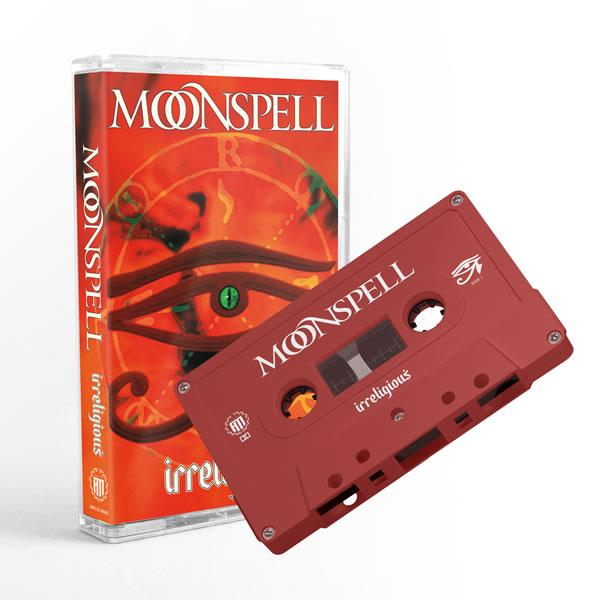 MOONSPELL - Irreligious (MC)