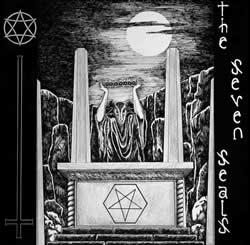 DECAYED - The Seven Seals (Black Vinyl)