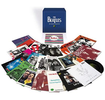 BEATLES (The) - The Beatles Singles Box