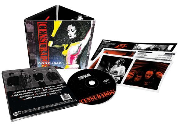 CENSURADOS  - Confusão (CD)