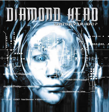 DIAMOND HEAD - What´s in your head?