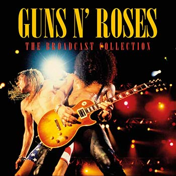GUNS N´ROSES - The Broadcast Collection