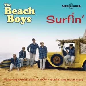 BEACH BOYS - Surfin: Recordings 1961-1962