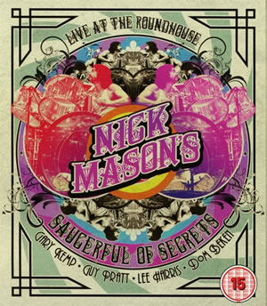 NICK MASON - Live at the Roundhouse