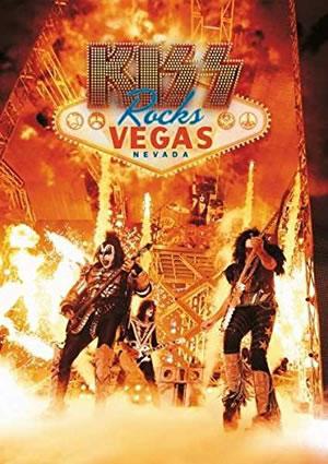 KISS - Kiss: Rocks Vegas - Live At The Hard Rock Hotel