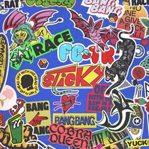 FRANK CARTER & THE RATTLESNAKES - Sticky