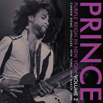 PRINCE - Purple reign in nyc - vol. 2