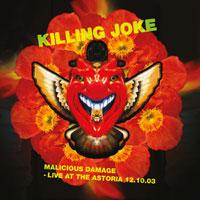 KILLING JOKE - MaMalicious Damage - Live At The Astoria