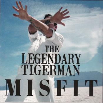 LEGENDARY TIGERMAN (The) - Misfit (Spanish Edition)