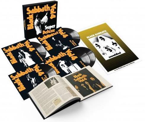 BLACK SABBATH - Vol. 4 (Super Deluxe)