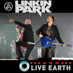 LINKIN PARK - Live Earth, Live in Tokyo