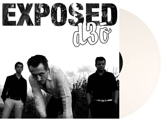 D30 - Exposed (White)
