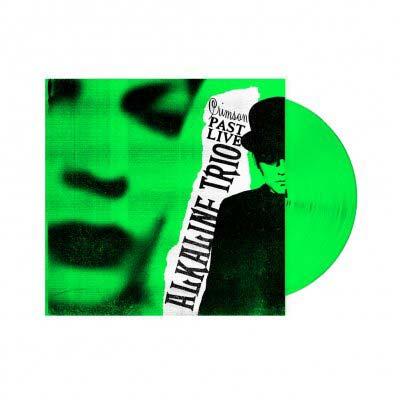 ALKALINE TRIO  - Crimson: Past Live LP (Green)