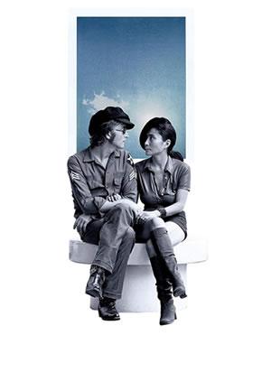 JOHN LENNON - Above Us Only Sky
