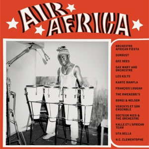 V/A COMPILATION INT - Air Africa