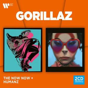 GORILLAZ - The Now Now + Humanz
