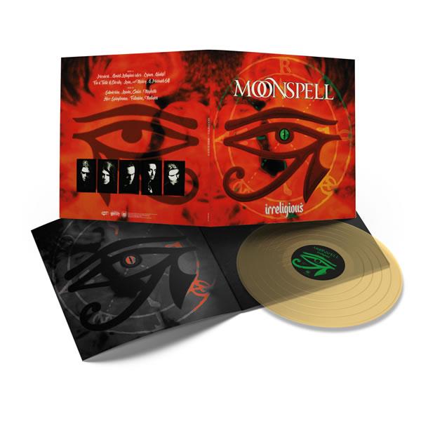 MOONSPELL - Irreligious (XXV Anniversary - LP)