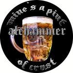 ALEHAMMER - Mine's A Pint Of Crust