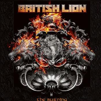 BRITISH LION - The burning
