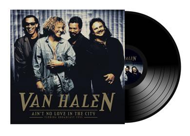 VAN HALEN - Ain't No Love in this City