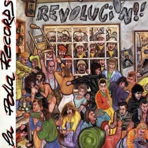 LA POLLA RECORDS - Revolucion